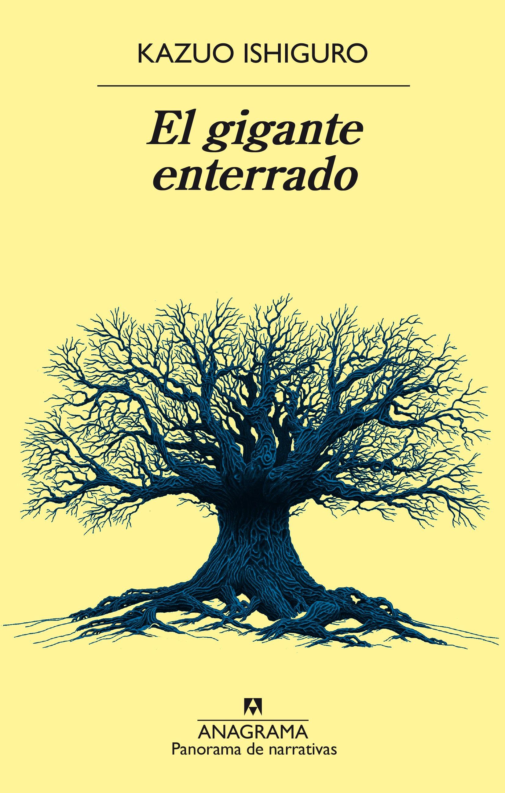 Imagen de cubierta: EL GIGANTE ENTERRADO