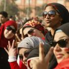 Imagen de mujeres egipcias