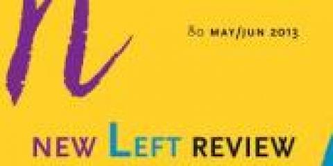 Benedict Anderson: Los no galardonados. New Left Review