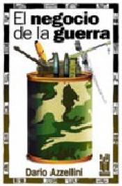 Imagen de cubierta: EL NEGOCIO DE LA GUERRA