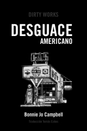Imagen de cubierta: DESGUACE AMERICANO